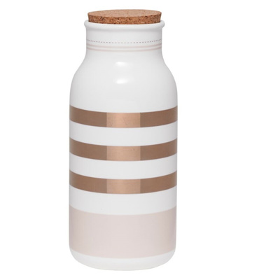 Gold and Blush Bottle Large