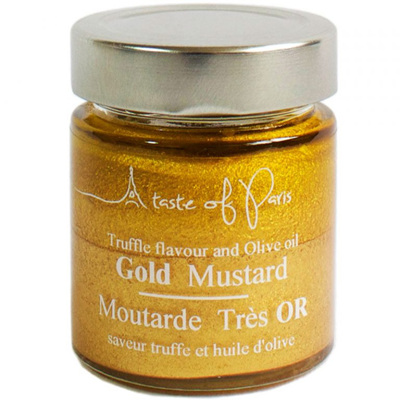 Gold Mustard & Truffle 130g