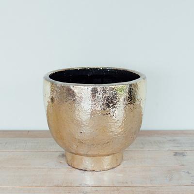 Gold Planter - Large