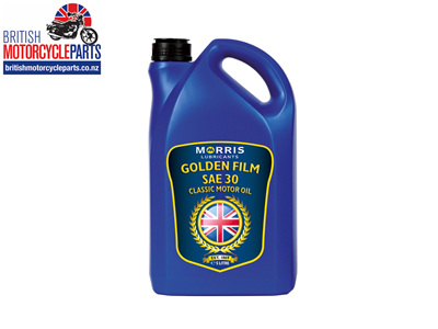 Golden Film SAE 30 Classic Engine Oil - 5 Litre