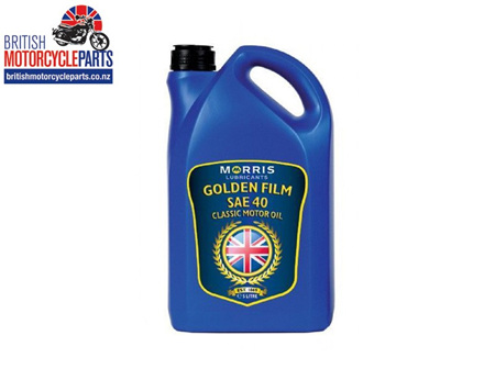 Golden Film SAE 40 Classic Engine Oil - 5 Litre