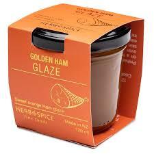 Golden Ham Glaze 120ml