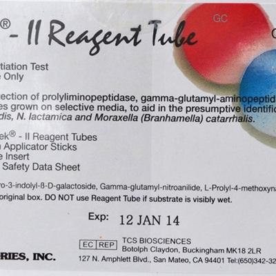 Gonochek®11 Reagent Tubes