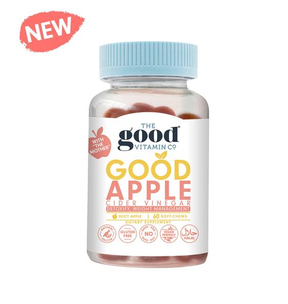 Good Apple Cider Vinegar Soft-Chews 60s