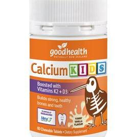 Good Health Calcium Kids 60 Caps