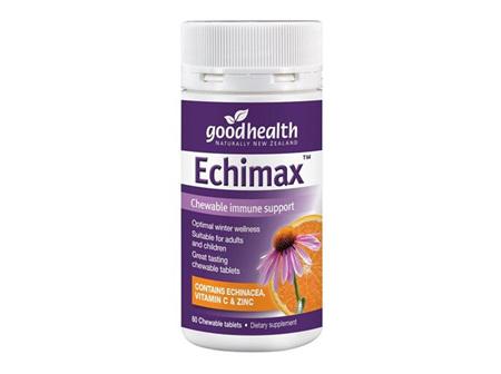 GOOD HEALTH ECHIMAX CHEWABLE 655MG 60 TABS