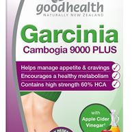 Good Health Garcinia Cambogia 9000 Plus  Acv 60caps