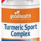 Good Health Tumeric Sports Complex 60 Caps