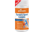 Good Health Turmeric Sports Complex 60 Caps