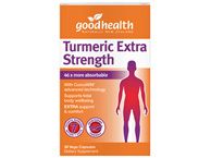 GOOD HEALTH TURMERIC XTRA STRENGTH