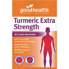 GOOD HEALTH TURMERIC XTRA STRENGTH