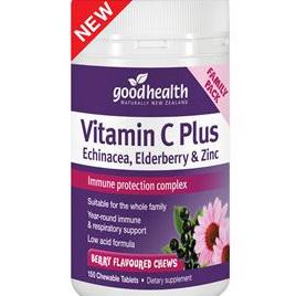 Good Health Vitamin C Plus 150 Tabs