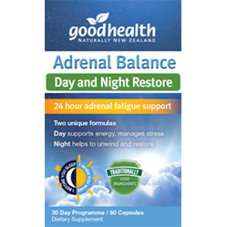 GOODHEALTH Adrenal Balance 60caps