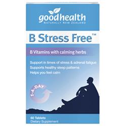 GOODHEALTH B Stress Free 60tabs