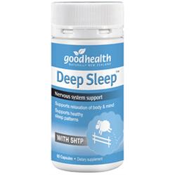 GOODHEALTH Deep Sleep 60caps