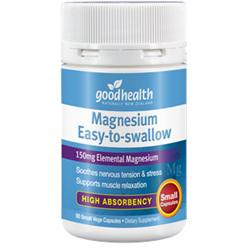 GOODHEALTH Magnesium Easy to Swallow 90cap