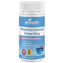 GOODHEALTH Magnesium Sustain Release 60tab