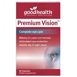 GOODHEALTH Premium Vision 60caps