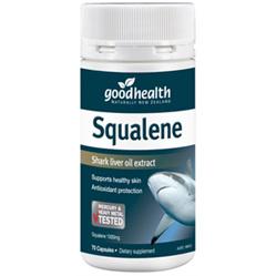 GOODHEALTH Squalene 70caps