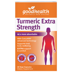 GOODHEALTH Turmeric Extra Strength 30caps