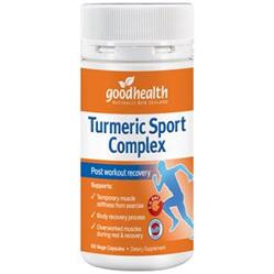 GOODHEALTH Turmeric Sport Complex 30caps