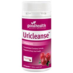 GOODHEALTH Uricleanse 50caps