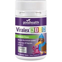 GOODHEALTH Viralex Kids Chews 60tabs