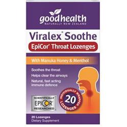GOODHEALTH Viralex Soothe Throat 20loz