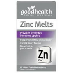 GOODHEALTH Zinc Melt 60tab