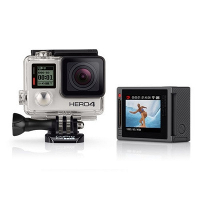 GOPRO HERO 4 SILVER (ADVENTURE) CAMERA