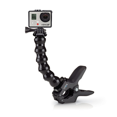 GOPRO JAWS FLEX CLAMP MOUNT