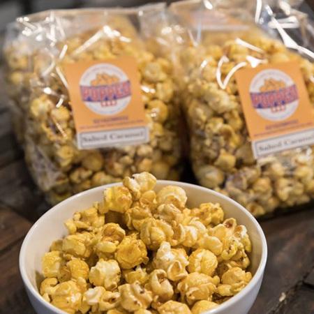 Gourmet Popcorn - NZ Made