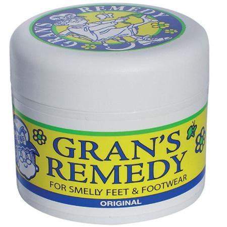 GRANS Remedy Foot Powder 50g