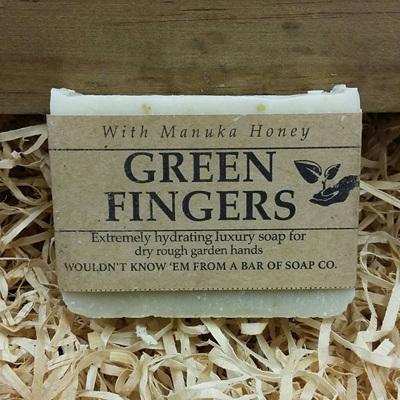 Green Fingers Soap