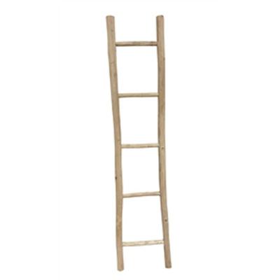 Greta Ladder Teak - Natural