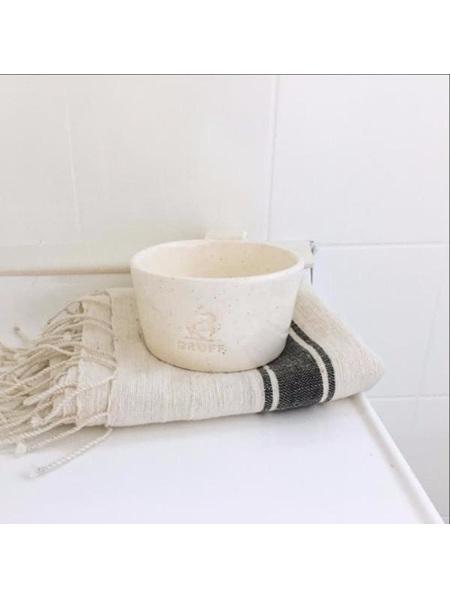 Gruff Ceramic Shave Bowl