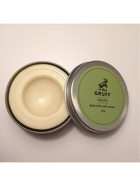 Gruff Shave
