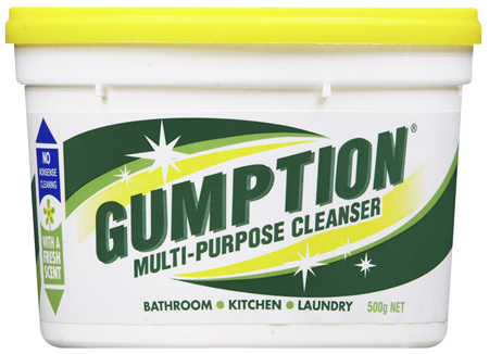 Gumption Multi-Purpose Cleaner Lemon 500g