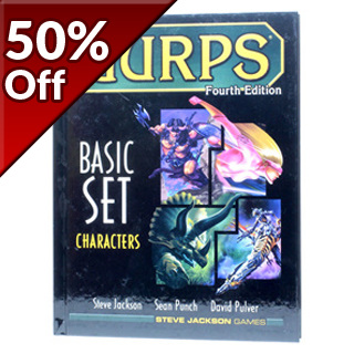 GURPS Basic Set: Book 1 - Characters