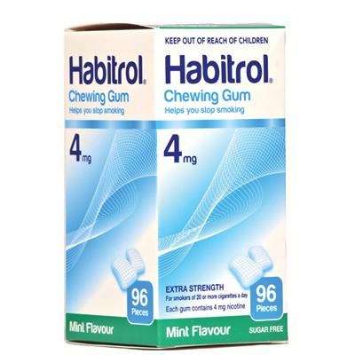 Habitrol 4mg 96s