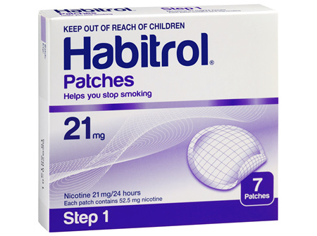 Habitrol Patch 21 Mg 7pk