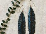 Hail earrings