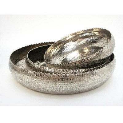Halcyon Metal Platter - Nickel