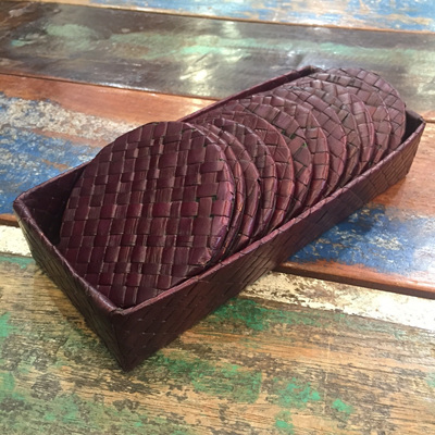Hand Woven Tray WAS $9.90