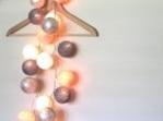Handmade String of Lights - Elegance