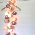 Handmade String of Lights - Elegance