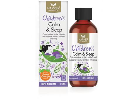 Harker Children's Calm & Sleep 150ml