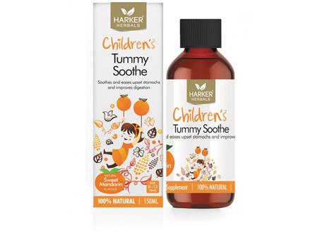 Harker Herbals Children's Tummy Soothe 150ml