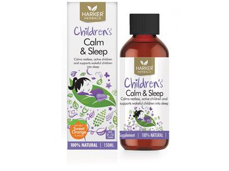 Harker Herbals Children's Calm and Sleep 150ml
