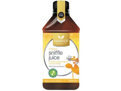 Harker Herbals Sniffle Juice 250ml